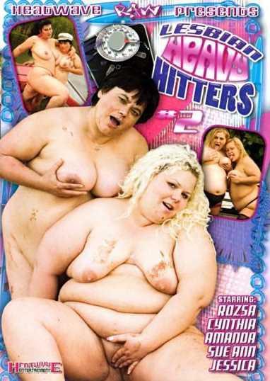Lesbian Heavy Hitters 2
