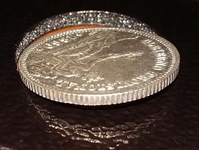 1 peseta 1869. Gobierno Provisional  34ilh