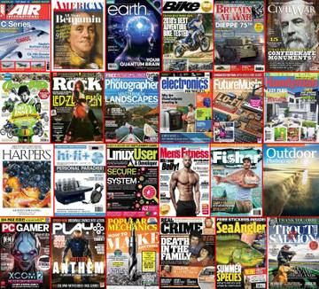 Download Assorted Magazines - July 28 2017 (True PDF) Torrent