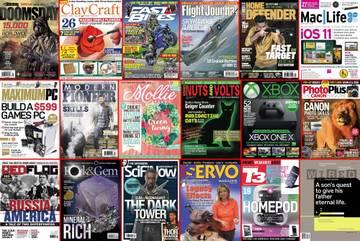 Download Assorted Magazines - July 26 2017 (True PDF) Torrent